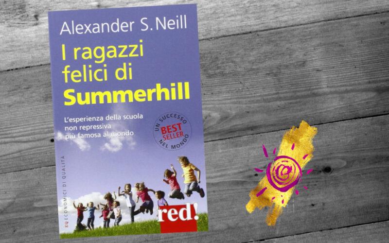 Recensione sul libro di formazione I ragazzi felici di Summerhill
