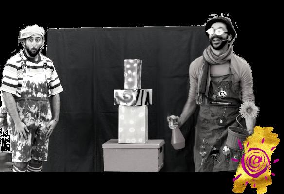 """""""Il tamburo di Gioele"""" Spettacolo sulla gestione della rabbia - Teatro Positivo - Spettacoli per bambini con attori e burattini con livelli di lettura per diverse età."""
