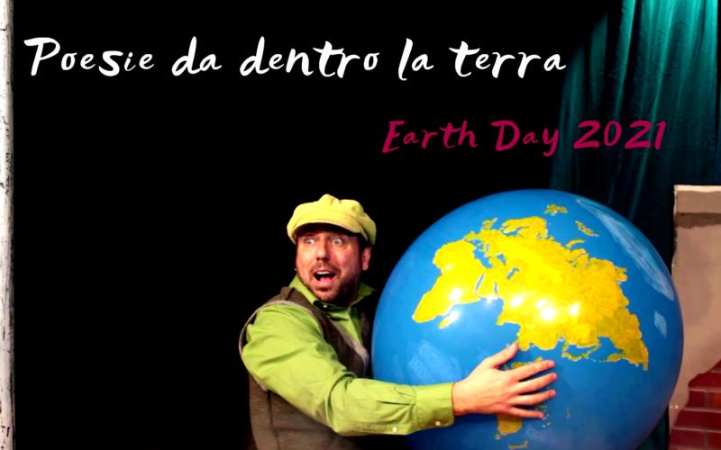 Spettacolo per l'Earth Day 2021, giornata per l'almbiente e la salvaguardia del pianeta